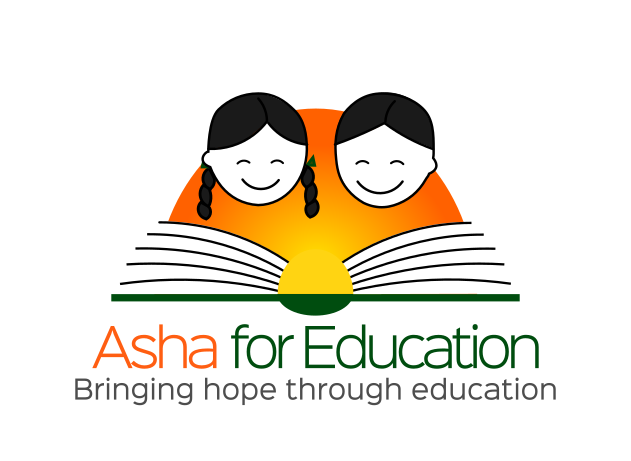 The SF chapter of Asha for Education